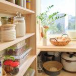 リフォームで人気上昇中!キッチンの収納問題を解決する「パントリー」とは?